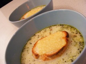 The best chicken soup ever - really fills the house with delicious aromas